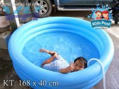 Intex 58446 – Bể bơi cho trẻ nhỏ 3 tầng 168×40 cm