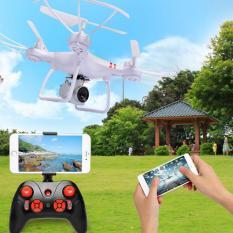 Máy bay chụp ảnh Flycam KY101 – Máy bay chụp ảnh Selfie, kết nối Wifi với điện thoại + Tặng tay cầm điều khiển từ xa