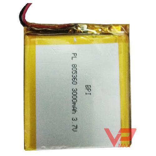 Pin Polymer 805360 3.7V – 3000 mah hàng USA siêu bền kèm mạch sạc tự ngắt Đang Bán Tại vphcm