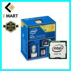 Bộ vi xử lý Intel CPU Core I5 2400 (4 lõi – 4 luồng) Chất Lượng Tốt – Hàng Nhập Khẩu