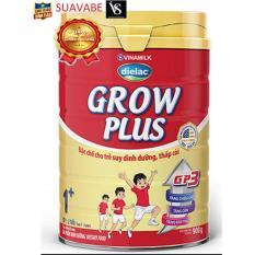 Vinamilk Dielac GROW PLUS 1+ 900g, 1-2 Tuổi