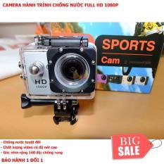 Camera Hành Trình Gopro Hero 4 – Camera Hành Trình Sport 1080 Với Vỏ Hộp Chống Nước Giúp Ghi Lại Những Hình Ảnh Thực Tế Sống Động – Mang Tới Góc Nhìn Sống Động Cho Người Xem
