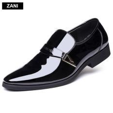 Giày tây nam công sở da bóng ZANI ZN52686