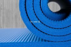 Thảm tập Yoga loại siêu bền, dày 10mm TPE – Tặng kèm túi đựng thảm