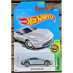 Xe mô hình tỉ lệ 1:64 Hot Wheels Spectre 007 Aston Martin DB10 – Xám