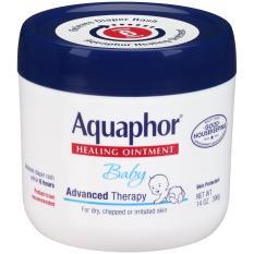 Kem tr ị hăm, dưỡng ẩm, tr ị khô da, nứt nẻ Aquaphor Advanced 396g