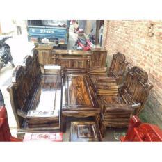 Bộ bàn ghế như ý hộp voi bộ 2m2 và 2m4 gỗ tràm