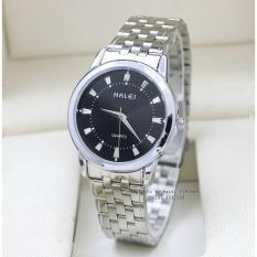 Đồng hồ nam dây kim loại Halei HA502