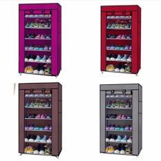 Tủ để giày dép đa năng 6 tầng tiện ích ( nhiều màu )