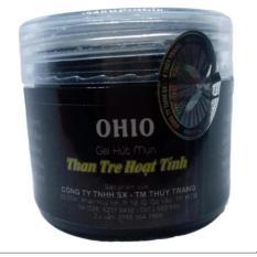 Gel Hút Mụn Ohio – Gel Than Tre Hoạt Tính – Hút Tận Gốc Các Loại Mụn