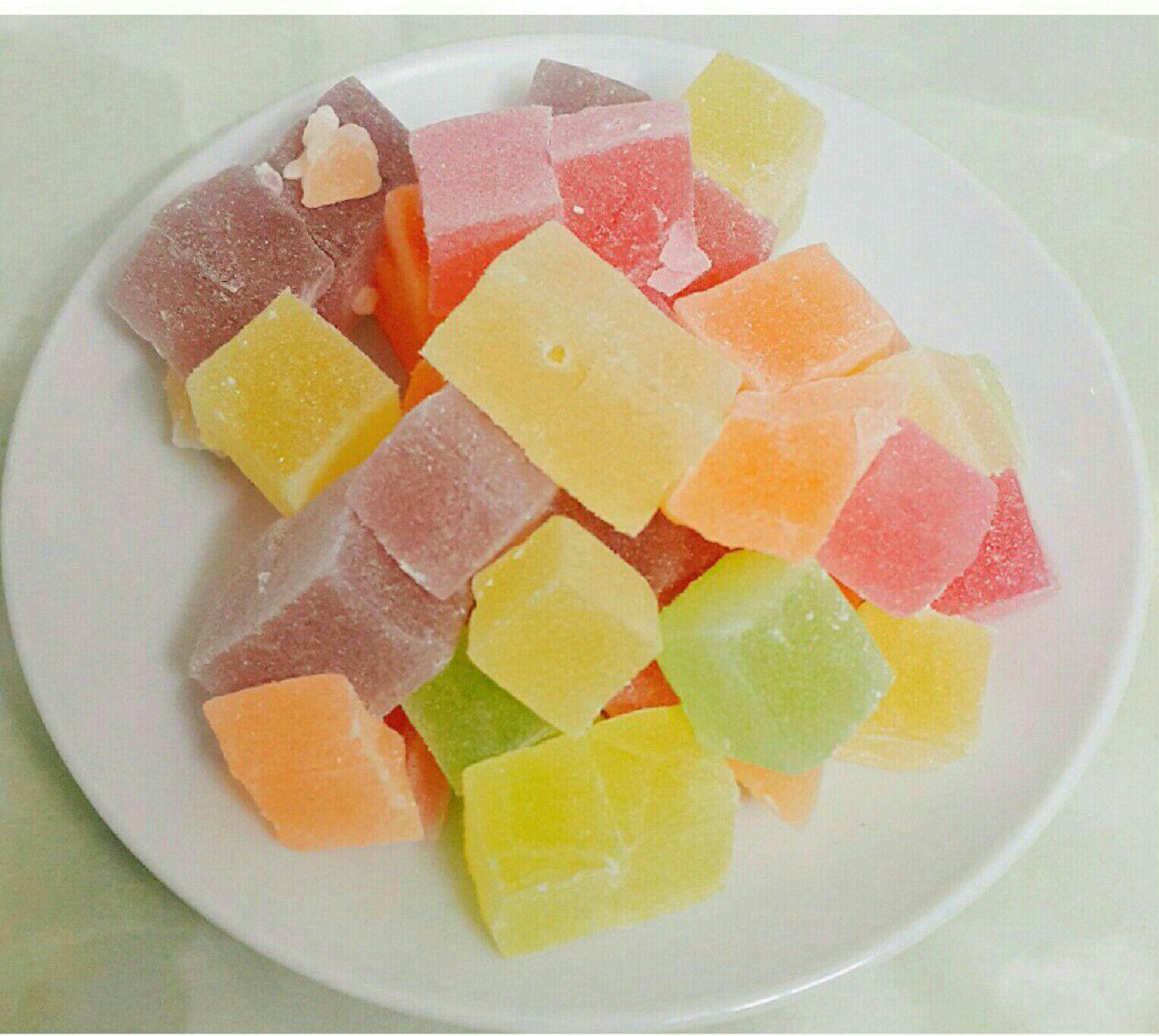 Kẹo dẻo trái cây Đà Lạt 500gr