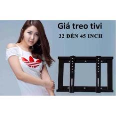Giá treo tivi phẳng ôm sát tường – từ 32′ đến 45′