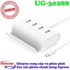 Hub USB Type C chia ra 4 cổng USB 2.0 cho Macbook Ugreen 30288