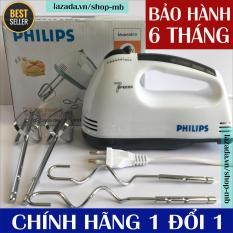 Máy đánh trứng cầm tay Philip 6610 7 tốc độ 180W – Hàng nhập khẩu