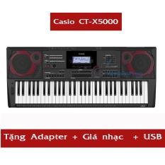 Đàn Organ Casio CT-X5000 kèm USB + AD + Giá nhạc ( CTX5000 ) – HappyLiveShop