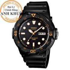 Đồng hồ nam dây nhựa Casio Anh Khuê MRW-200H-1EVDF