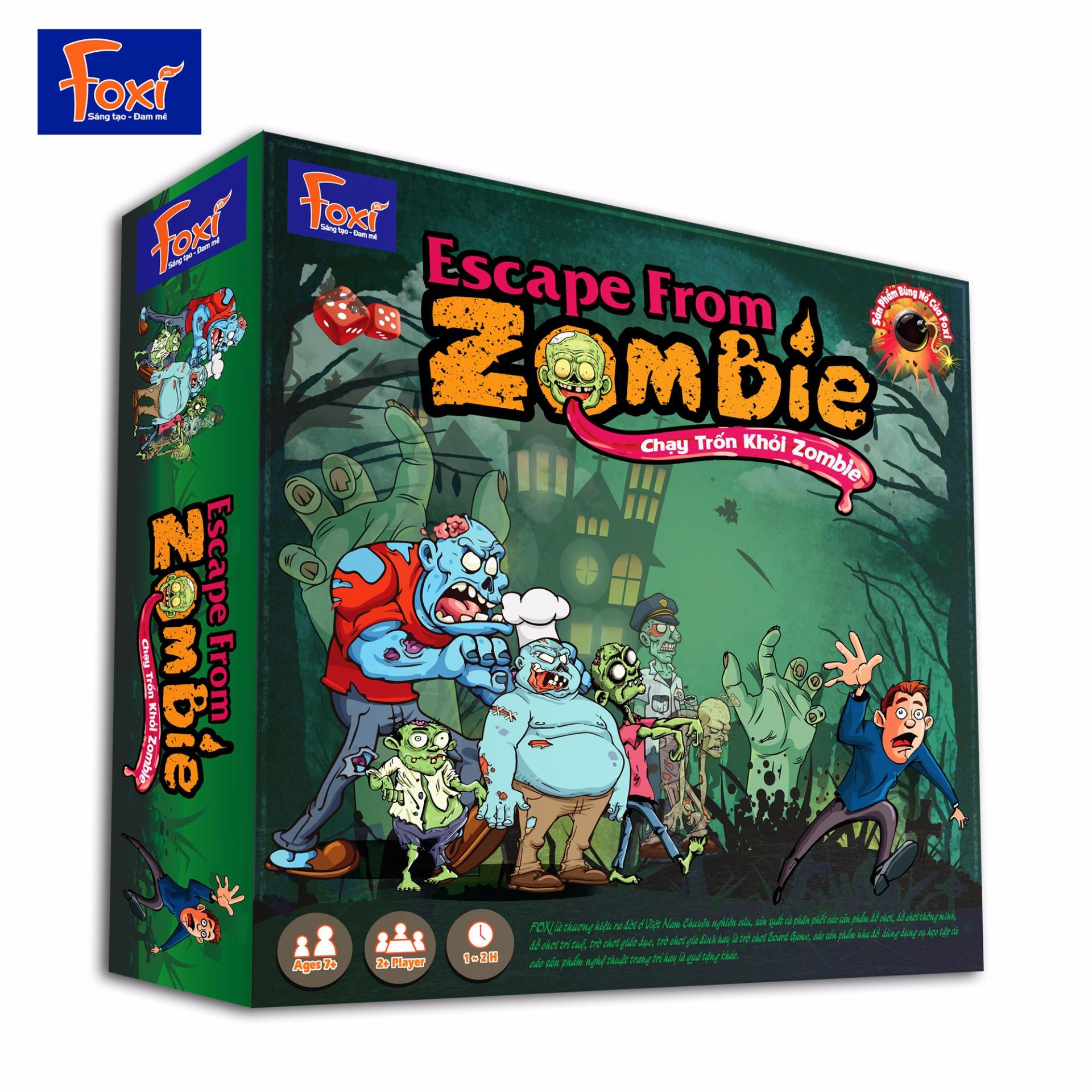 Escape from Zombie