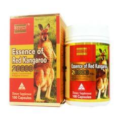 Viên uống Essence of Red Kangaroo 20800 Max (100 viên)
