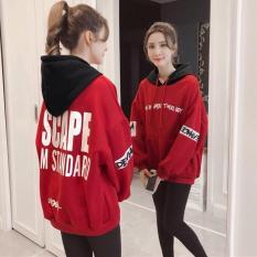 [Video sp+ảnh thật] Áo khoác nỉ cho nữ sành điệu thời trang M038 CNV