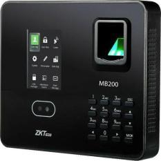Máy chấm công vân tay và chụp hình khuôn mặt ZKTeco MB200