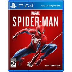 Đĩa game PS4: Marvel Spider-Man