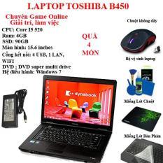 Laptop Toshiba chuyên game online LOL