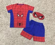 Bộ nhện siêu nhận cho bé trai