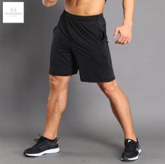 Quần short thể thao tập tập gym trơn Lie Xing (quần áo tập gym, thể thao Sportswear Concept)
