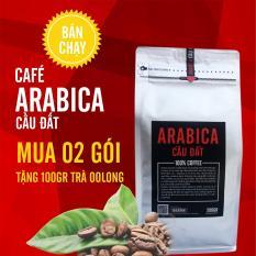 Cà phê Arabica Cầu Đất 500g – The Kaffeine Coffee