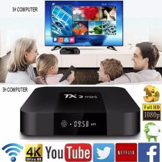 Androi Tivi Box TX3 – RAM 2G/16G-S905 TV Box Android 7.1 Support 4K x 2K WiFi