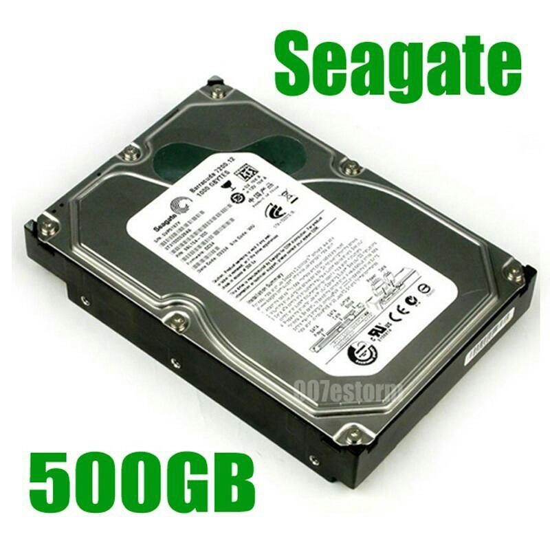 So sánh giá Ổ cứng HDD 3.5 Segate 250 – 500GB – Bảo hành 12 tháng lỗi 1 đổi 1 Tại MÁY TÍNH BÁ THẮNG
