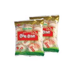 Combo 3 gói bánh gạo One one vị ngọt dịu 230gr