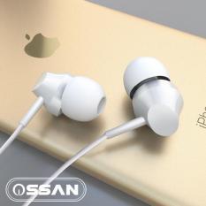 Tai nghe OSSAN siêu bass HX-01 tai nghe nhét tai hàng nhập khẩu từ Nhật, chất âm hay