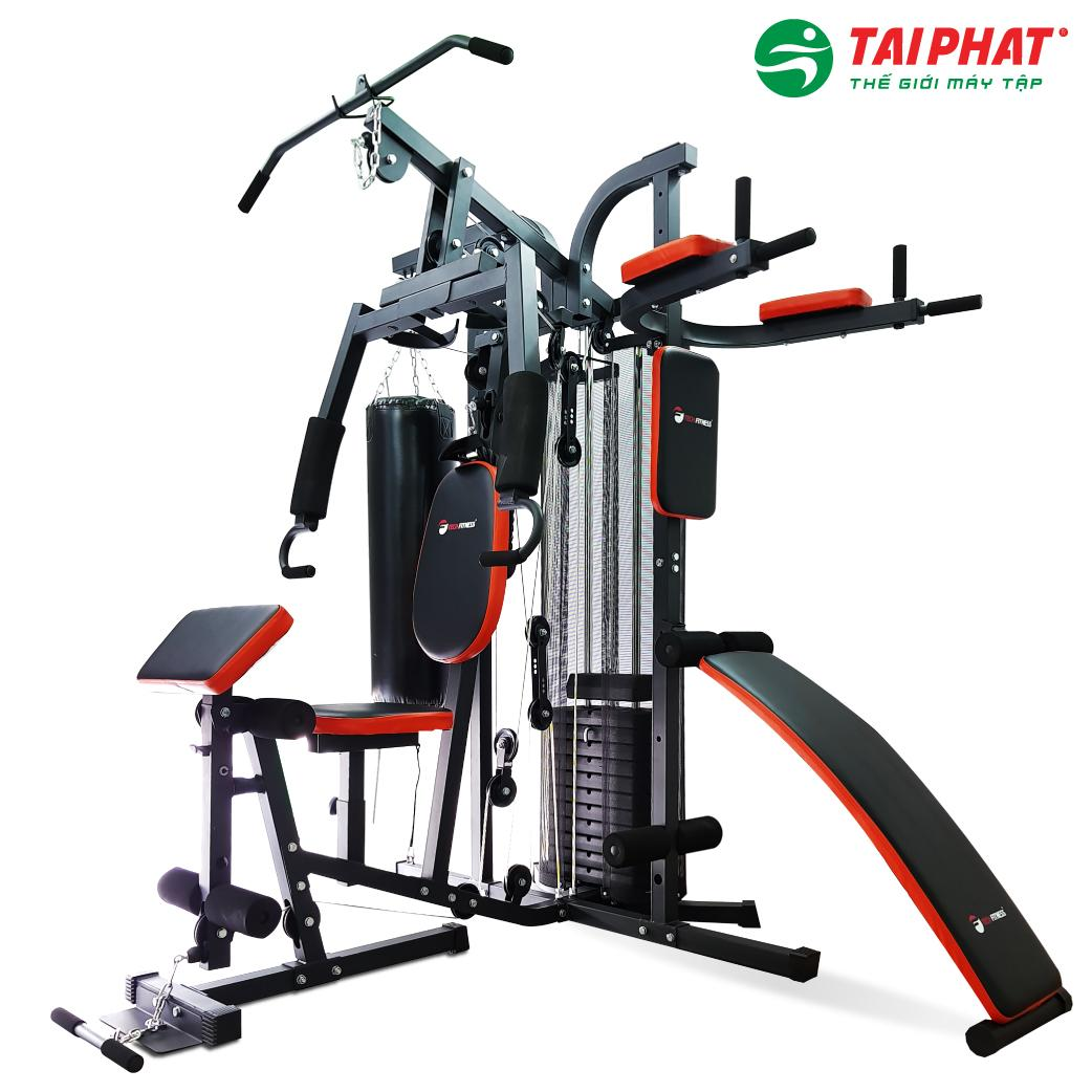 Giàn tạ đa năng Tech Fitness TF-79