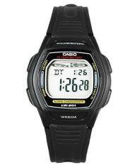 Đồng hồ nữ dây cao su dẽo Casio LW-201-1AVDF
