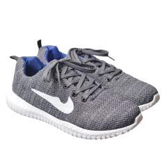 Giày Thể Thao Nam Xám Sneaker BT86_HELEN