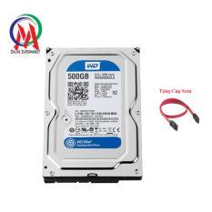 Ổ CỨNG PC 500GB WD BH 24T tặng cáp sata