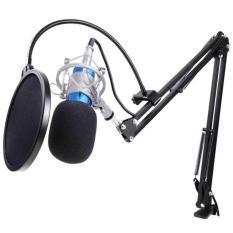 Chân đế kẹp Micro NB35 tặng kèm màng lọc âm