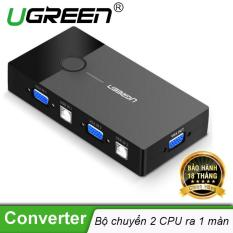Switch 2 cổng USB – UGREEN 30357 – Hãng phân phối chính thức