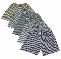 COMBO 5 quần đùi nam mặc nhà