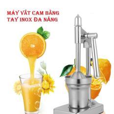 Máy Vắt Cam,chất liệu bền bỉ. Máy ép nước cam bằng tay inox mạ croom cao cấp. Bảo hành 12T tại BTS
