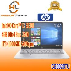 Laptop HP pavilion 14 ce0020tu core i3 ddr4 4gb hdd 1T (hồng)
