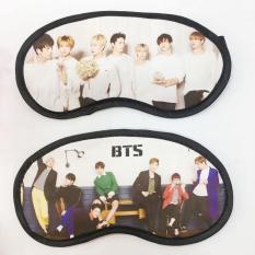 Bịt mắt ngủ BTS