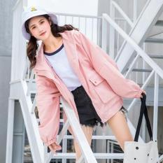 Áo khoác kaki nữ form rộng túi hộp mẫu mới cực hot TP-KTH