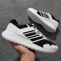 Giày Thể Thao Sneaker Nam Nữ ( Trắng Phối Đen )