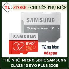 Thẻ Nhớ Micro SD Samsung Evo Plus 32GB U1 Class 10 – 95MB/s
