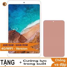 Xiaomi Mipad 4, Mi pad4, Mi pad 4 64GB Ram 4GB (Phiên bản sim 4G LTE) Khang Nhung + Cường lực – Hàng nhập khẩu