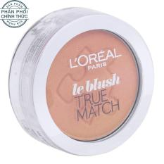 Phấn má hồng L'Oreal Le Blush True Match 102 True Rose 5g