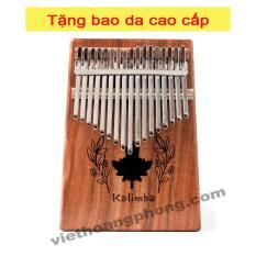 Đàn Kalimba (Piano cầm tay) 17 Phím MYRONMUSIC MK-17KF Gỗ Koa + Tặng bộ phụ kiện – Việt Hoàng Phong