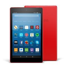 Kindle Fire HD8 màu đỏ Cực Rẻ Tại Amazon USA